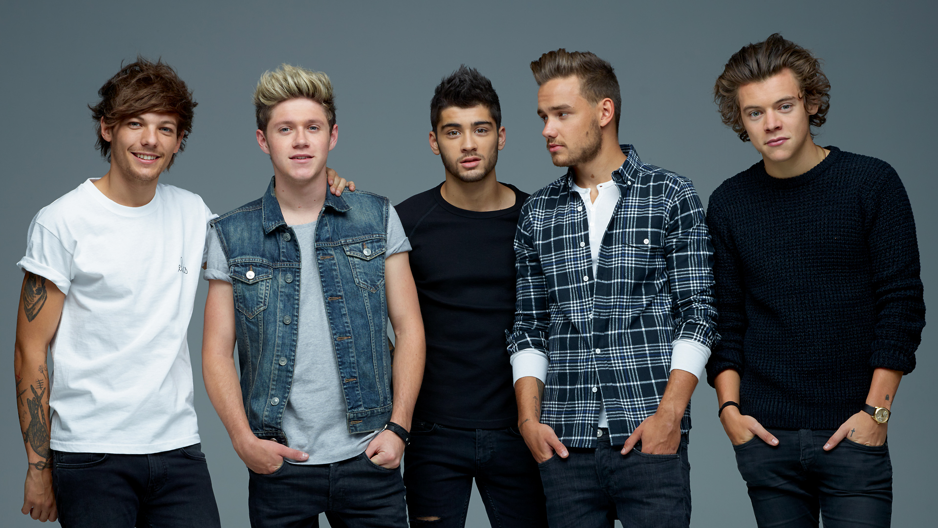 Free Download One Direction Desktop Wallpaper 1920x1080 For Your