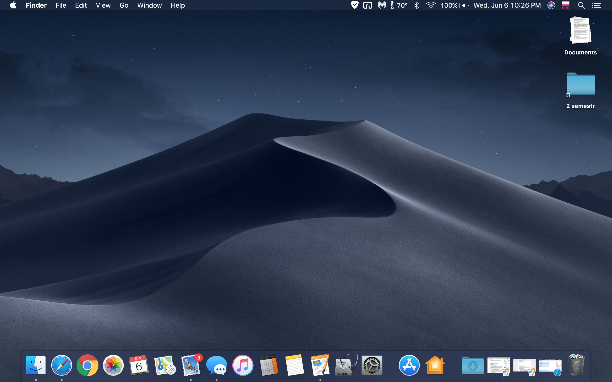 Does the dynamic Mojave wallpaper not work for anyone else I get 2560x1600