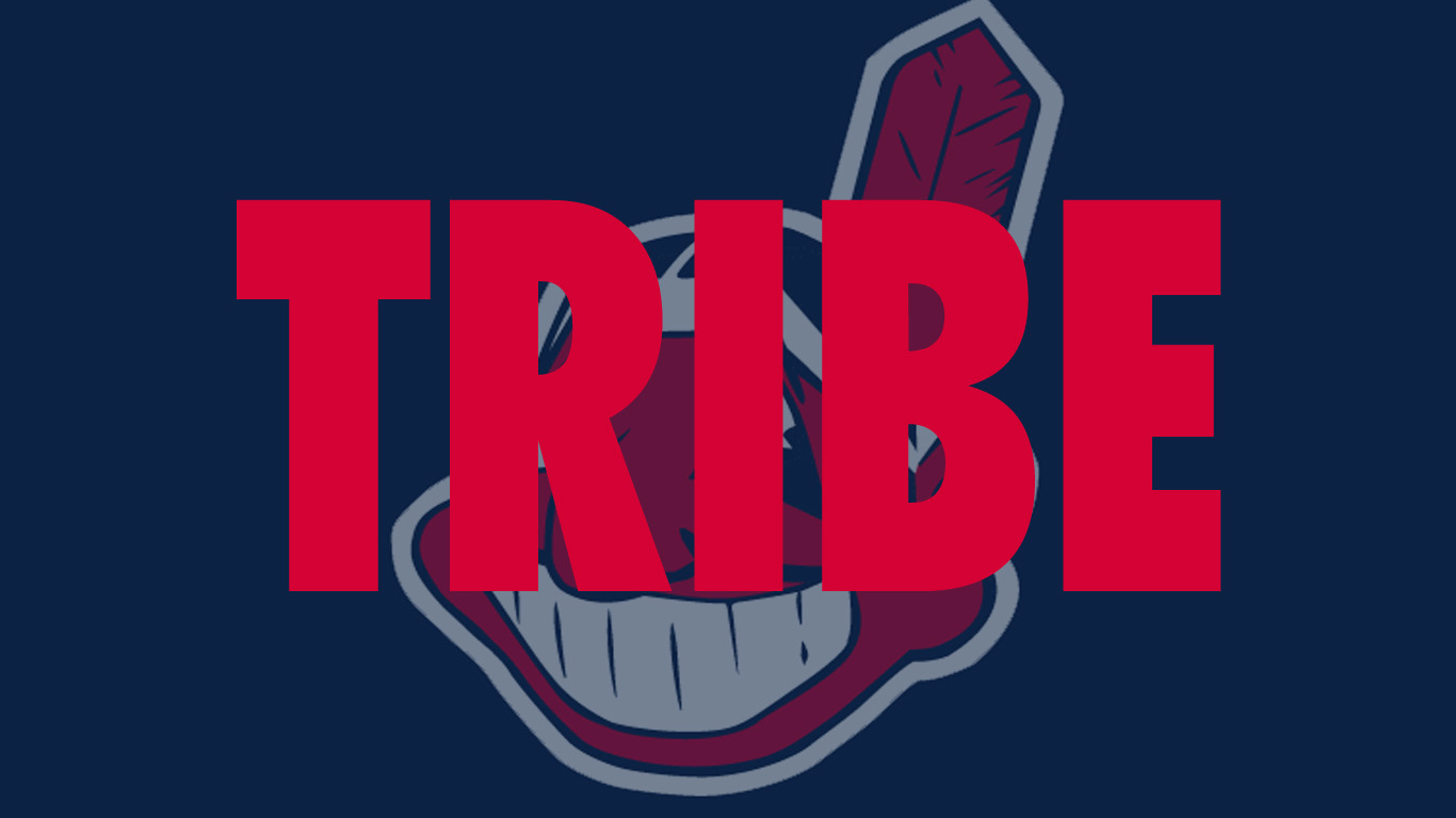 49 cleveland indians hd wallpaper on wallpapersafari - Cleveland indians pictures ...