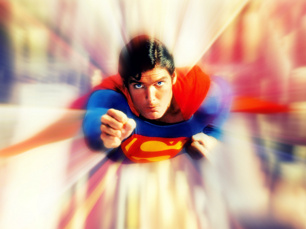 Superman the Movie wallpapers Superman the Movie stock photos 1024x768