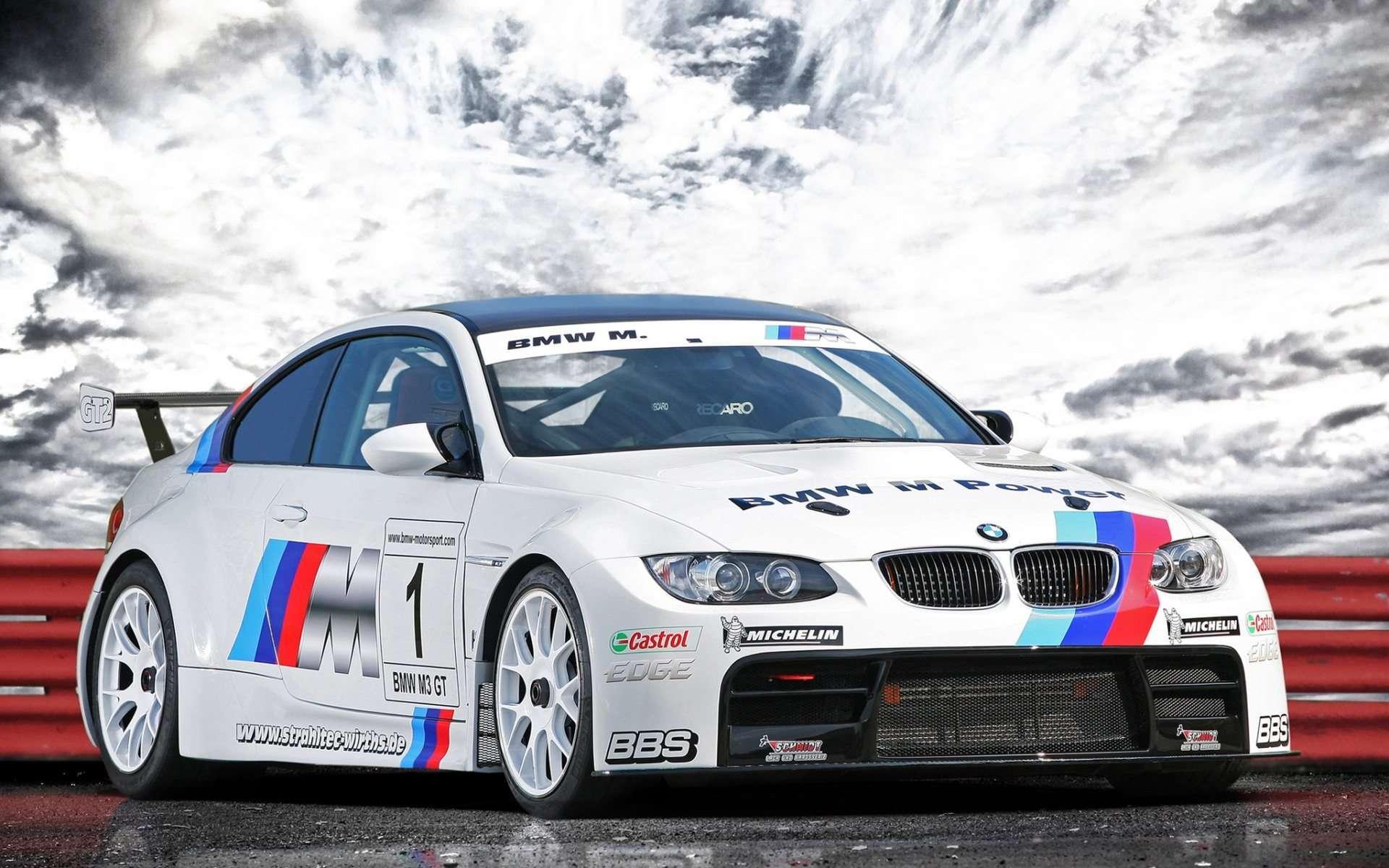 BMW Racing Cars Wallpapers - WallpaperSafari