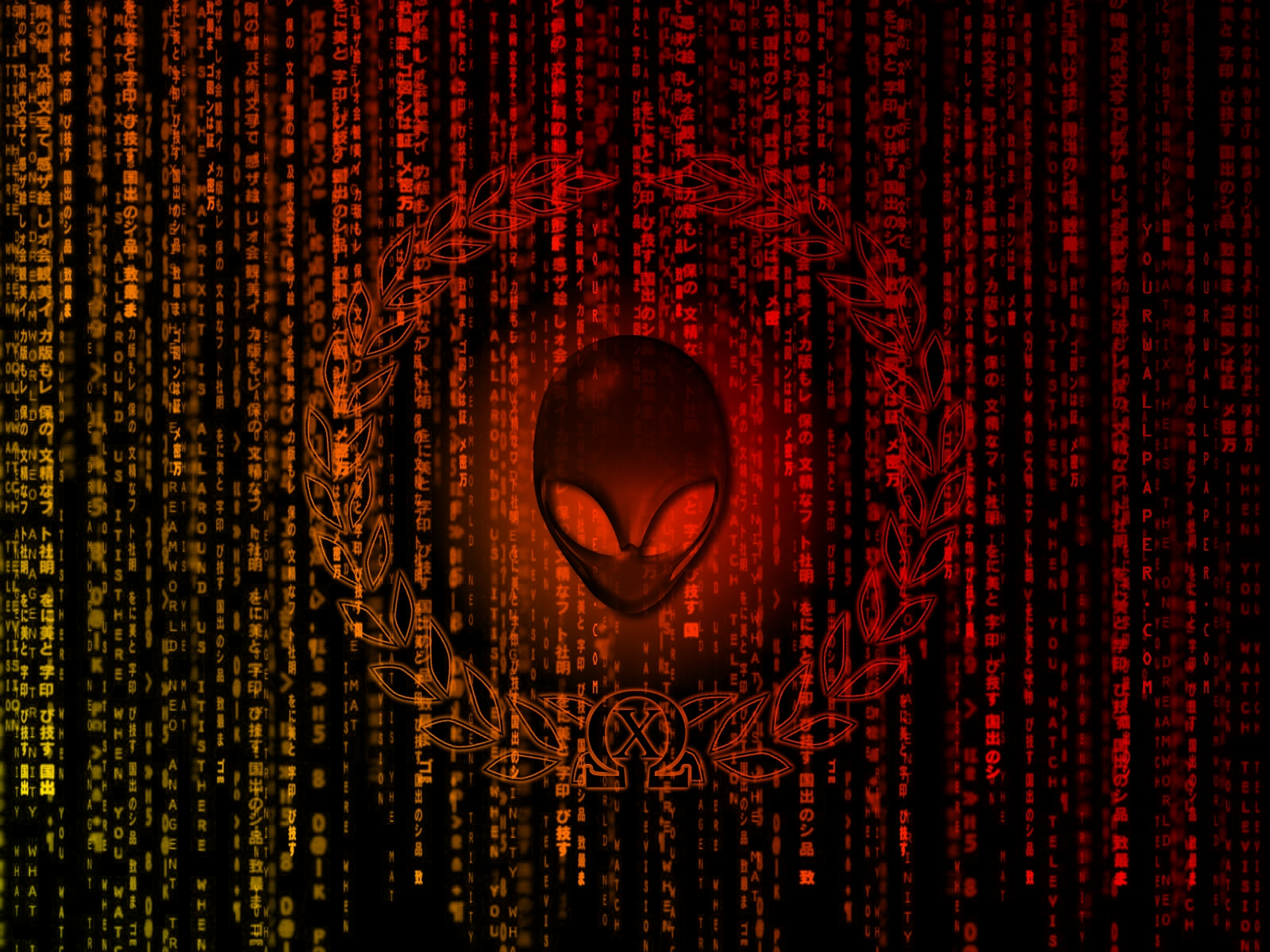 Alienware hd Wallpapers Red Alienware Wallpapers Red hd 1600x1200