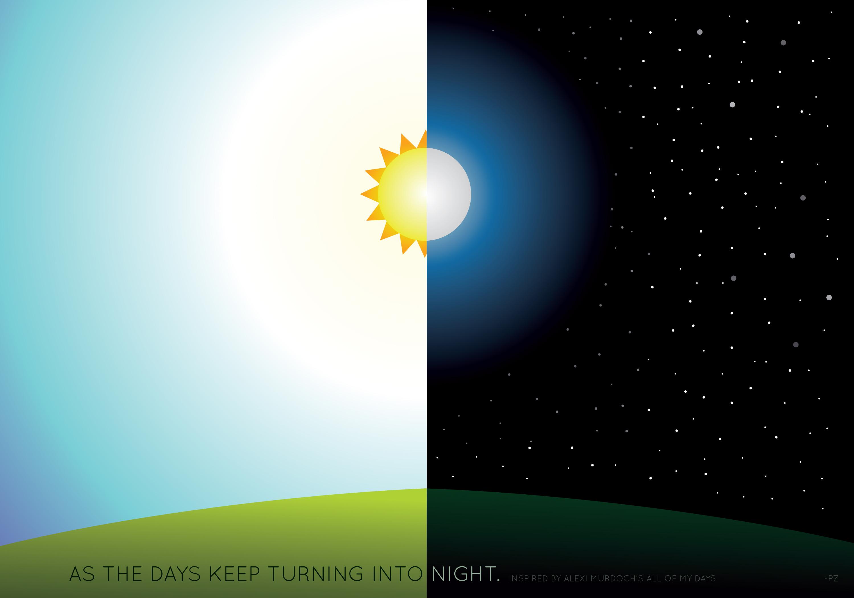 Day and Night Wallpaper - WallpaperSafari