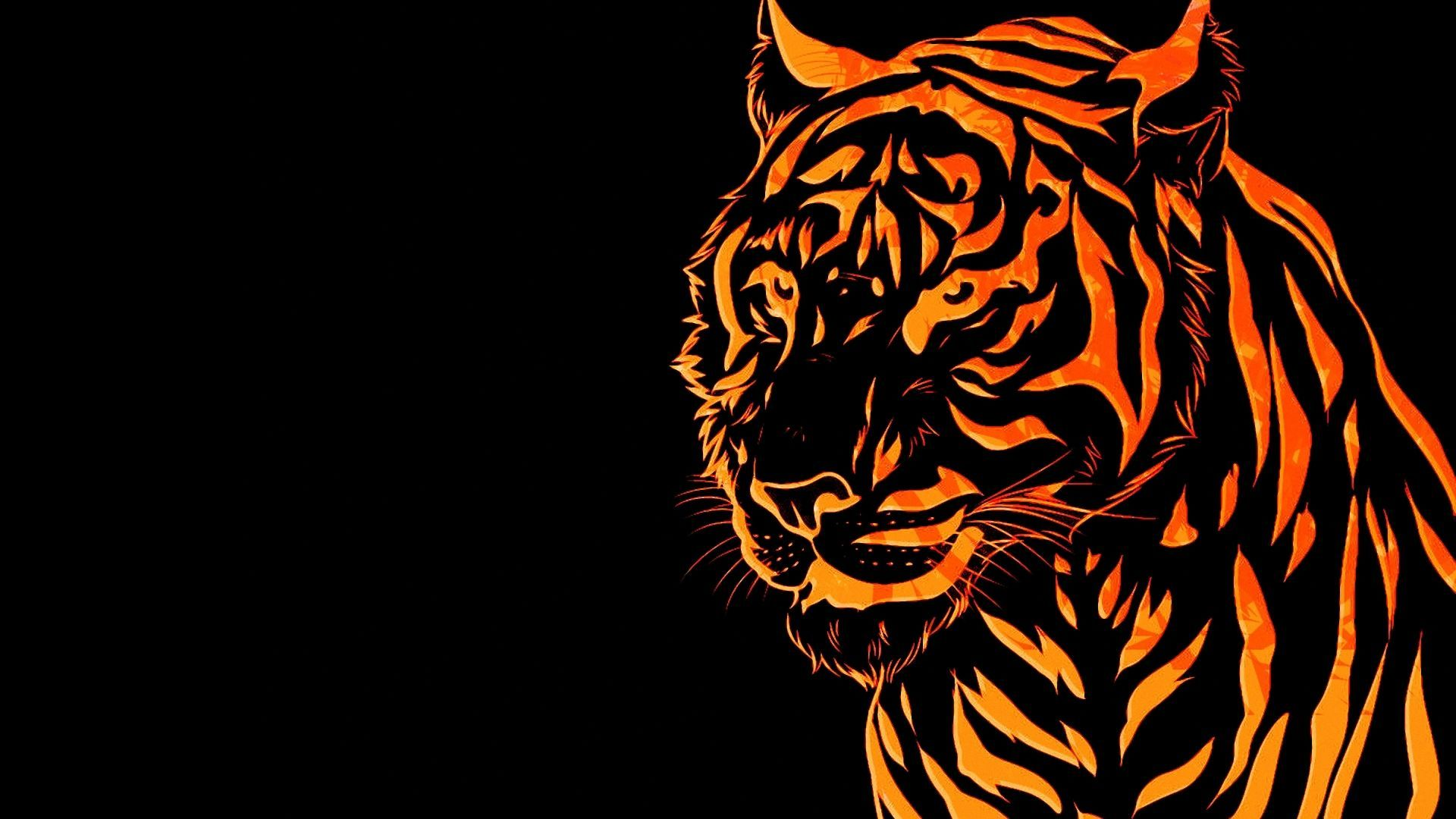 Tiger Wallpapers   Top Tiger Backgrounds   WallpaperAccess 1920x1080