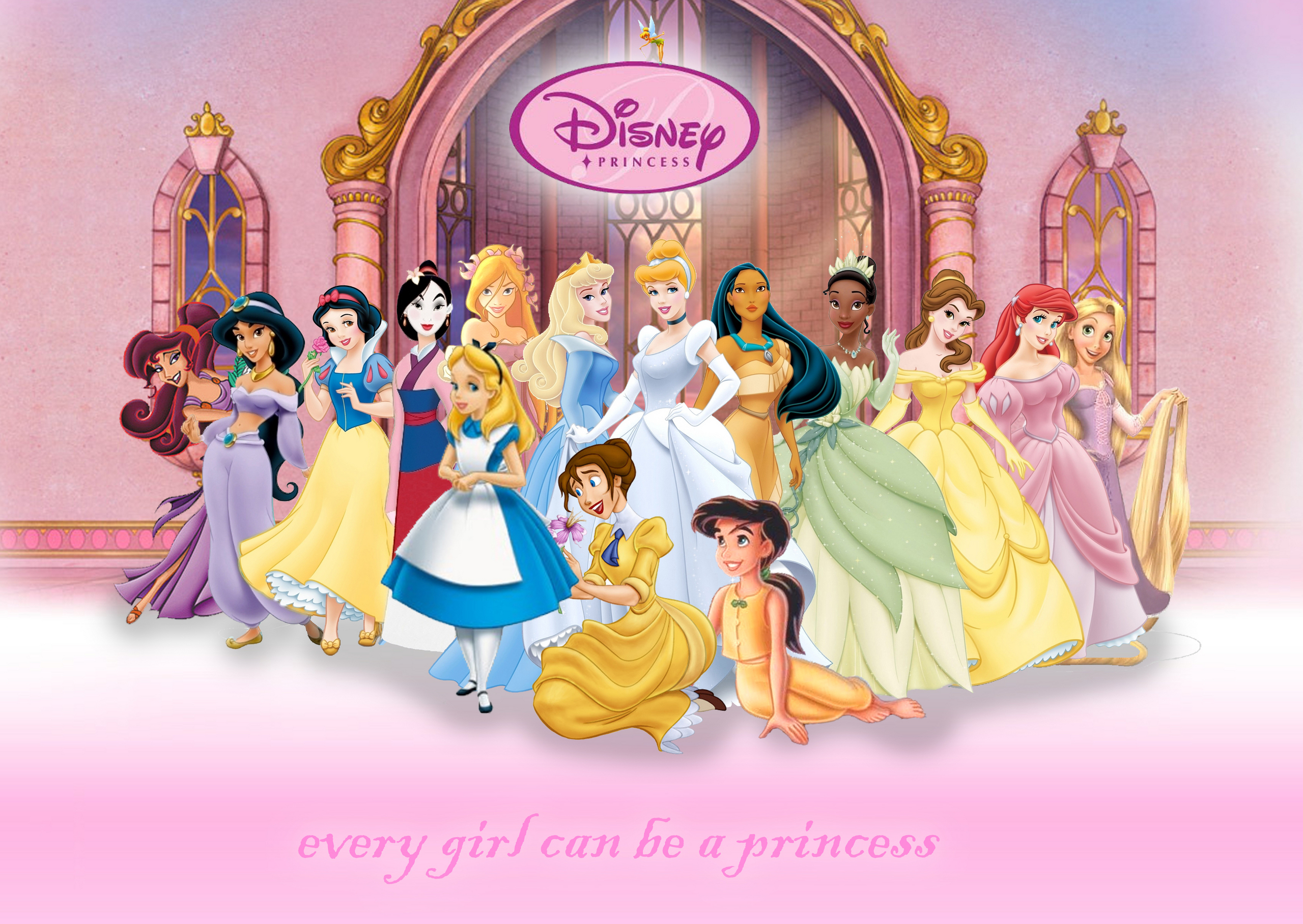 Target FREE Disney Princess Printable Activity Kit 2560x1817