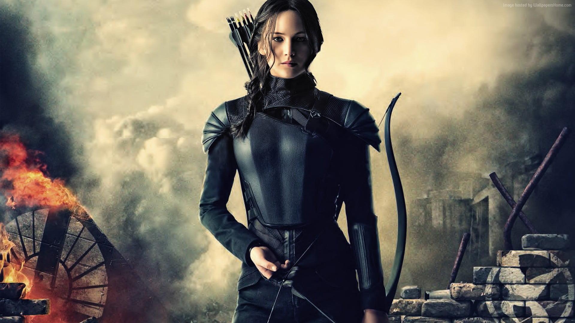 Katniss Everdeen HD wallpaper Wallpaper Flare 1920x1080