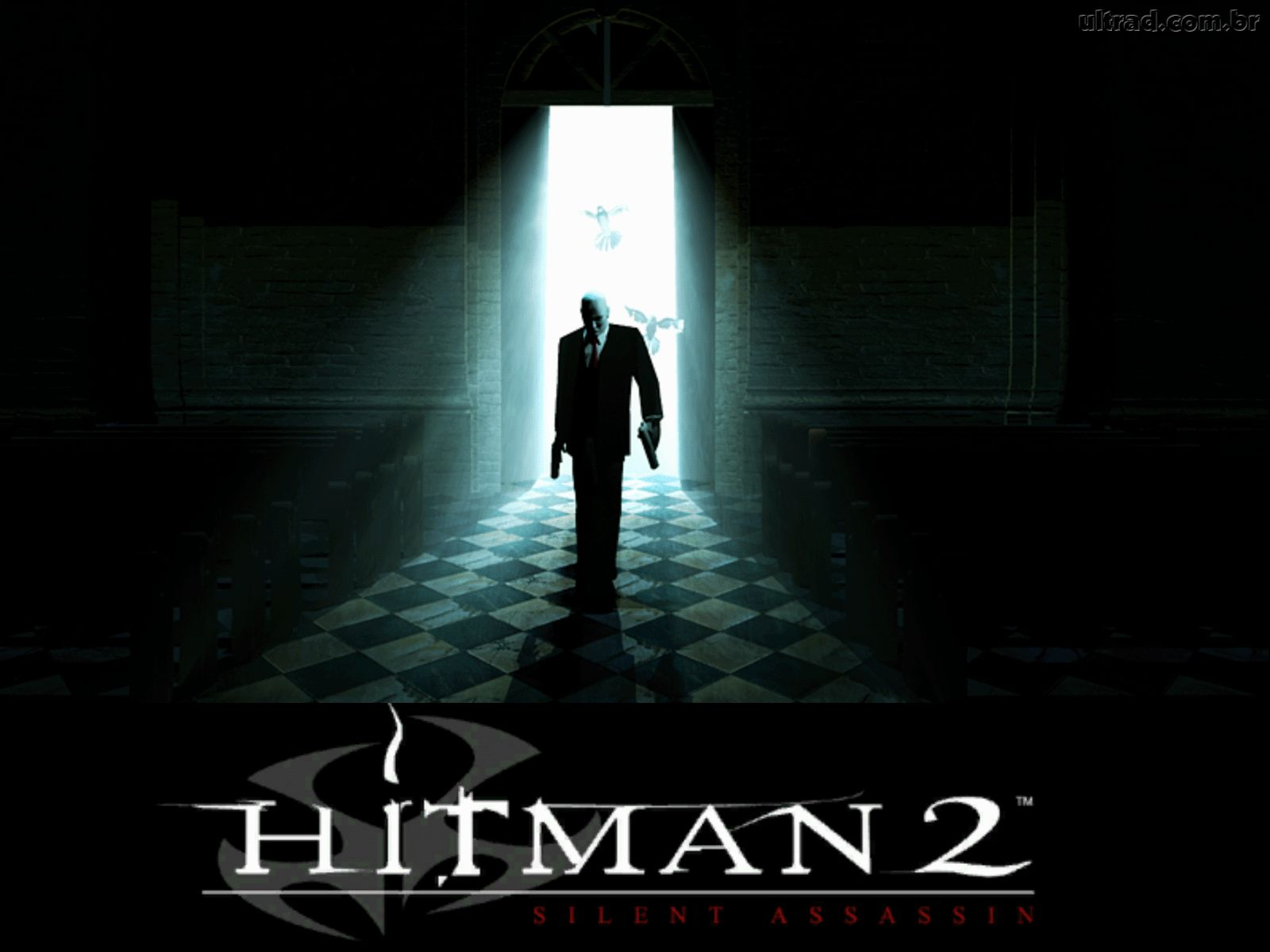 Free Download Hitman 2 Silent Assassin 1600x1200 Wallpapers