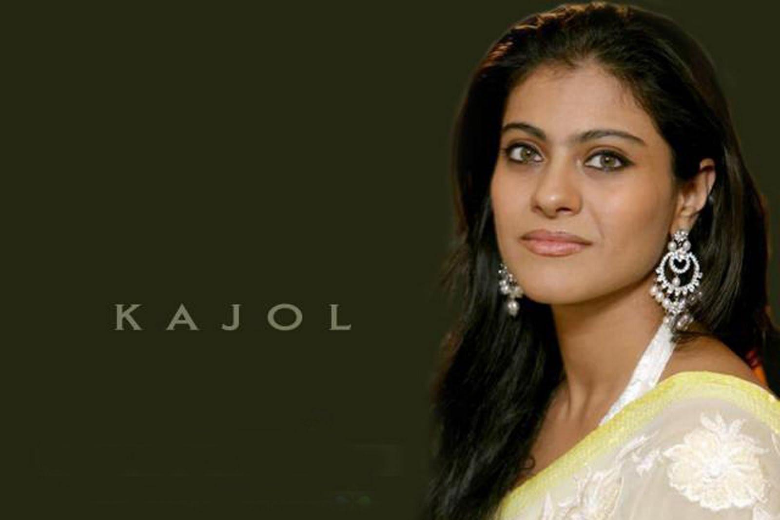 Kajol Bollywood Actress Hot Wallpapers 1600x1067