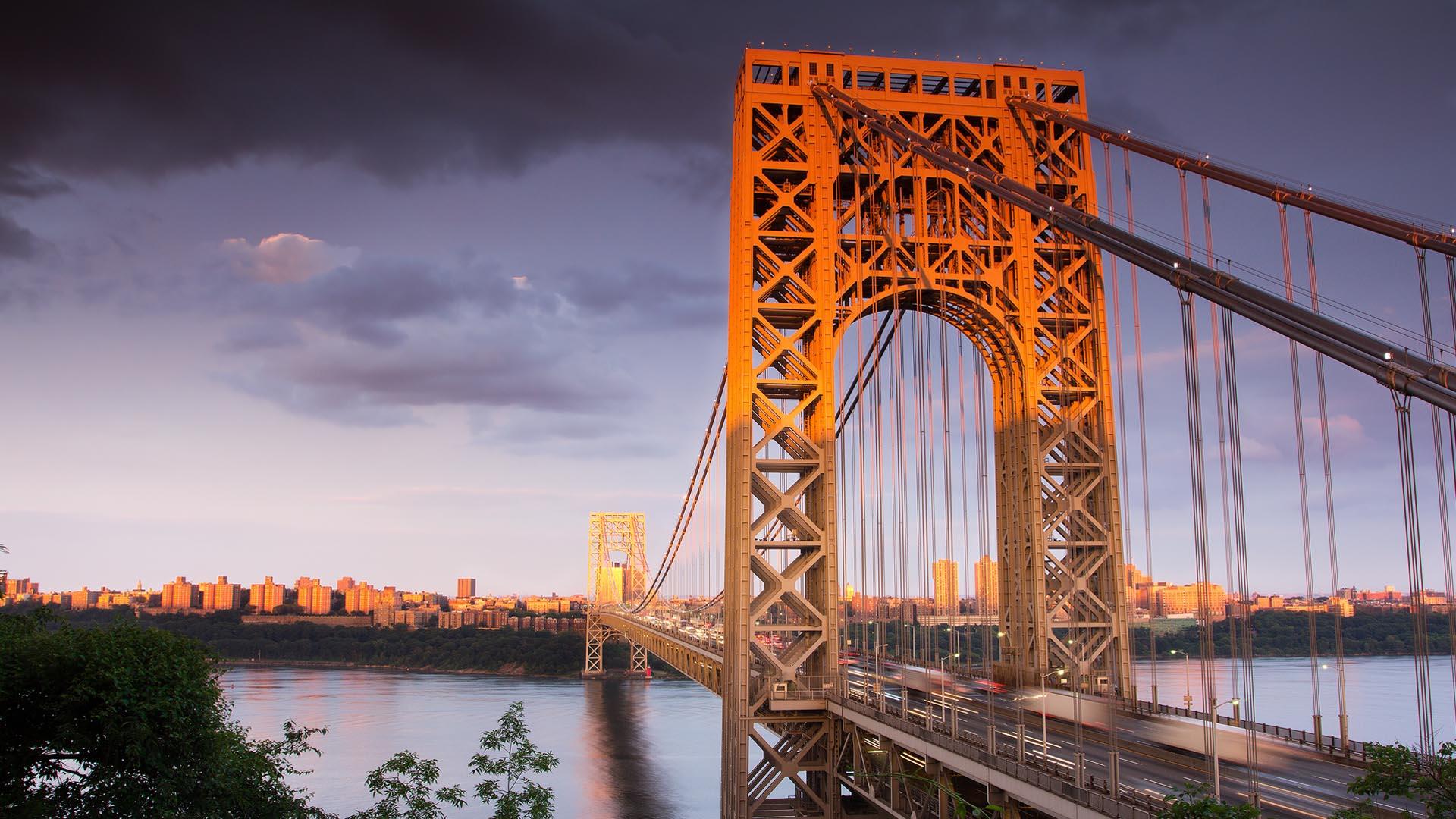 George Washington Bridge HD Wallpaper FullHDWpp   Full HD 1920x1080