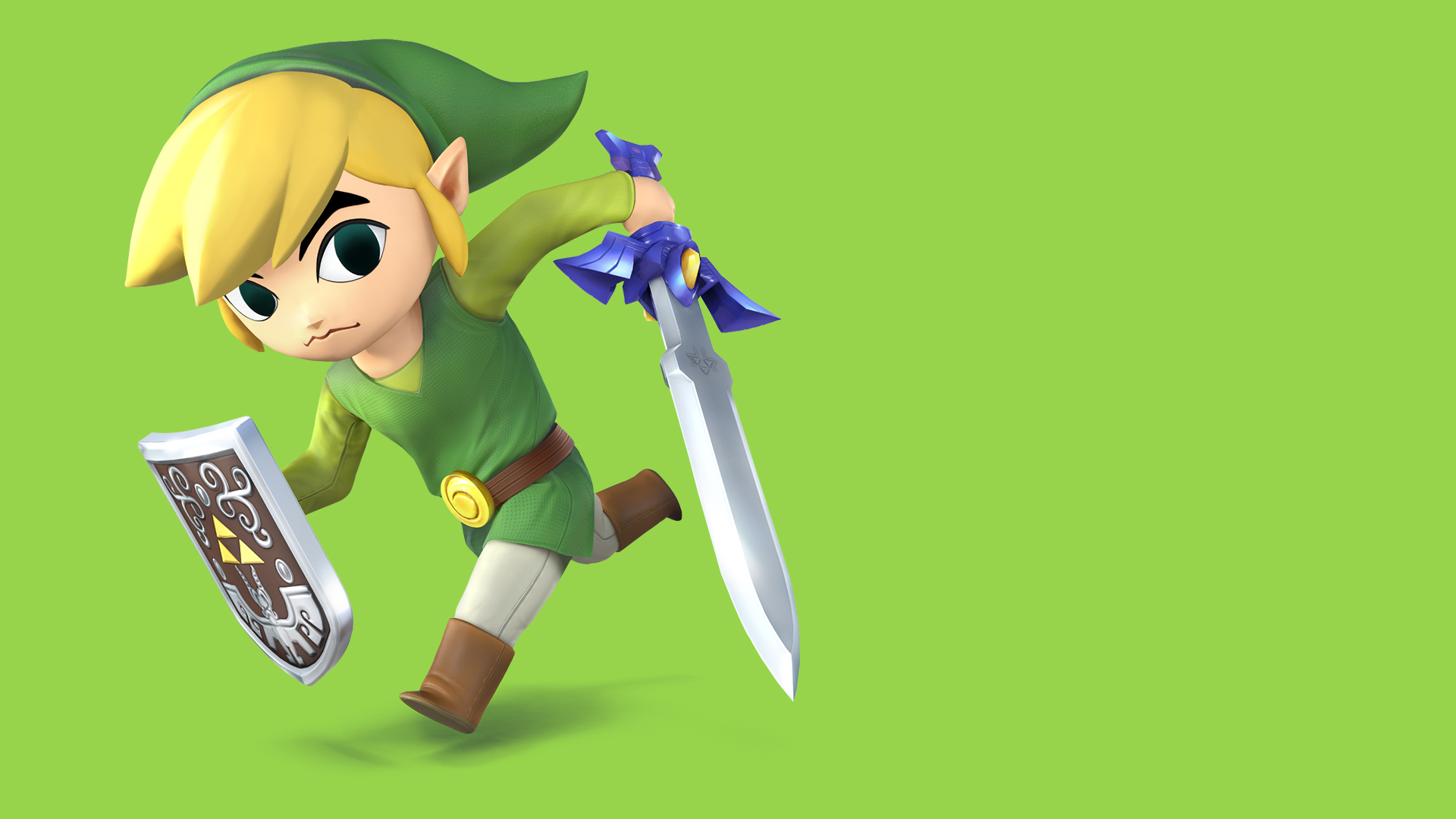 Toon Link Toon Link Wallpapers Pictures to pin 1920x1080