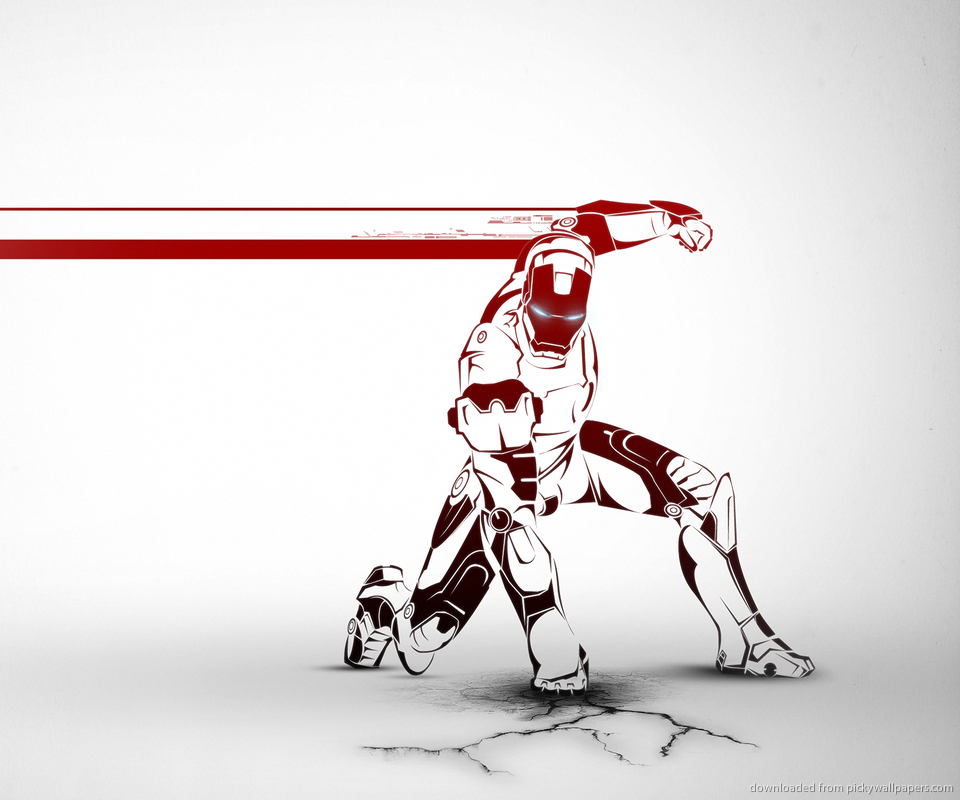 Epic iron man wallpapers wallpapersafari - Iron man wallpaper anime ...