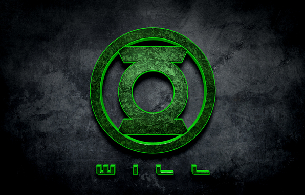 Wallpaper green lantern will willpower dc comics wallpapers 596x380