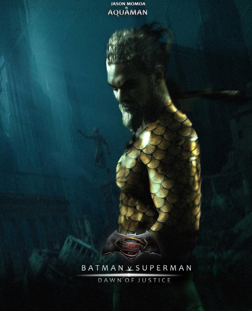 The Aquaman Shrine Jason Momoa as Aquaman Fan Art Part 2 805x993