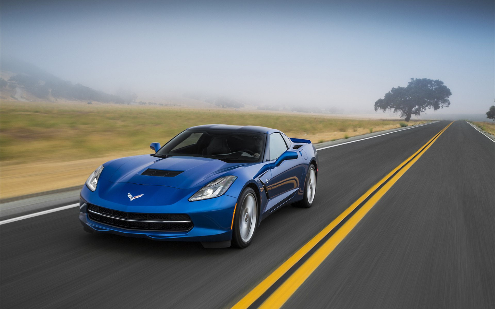 Chevrolet Corvette C7 Stingray 2014 Widescreen Exotic Car Wallpapers 1920x1200