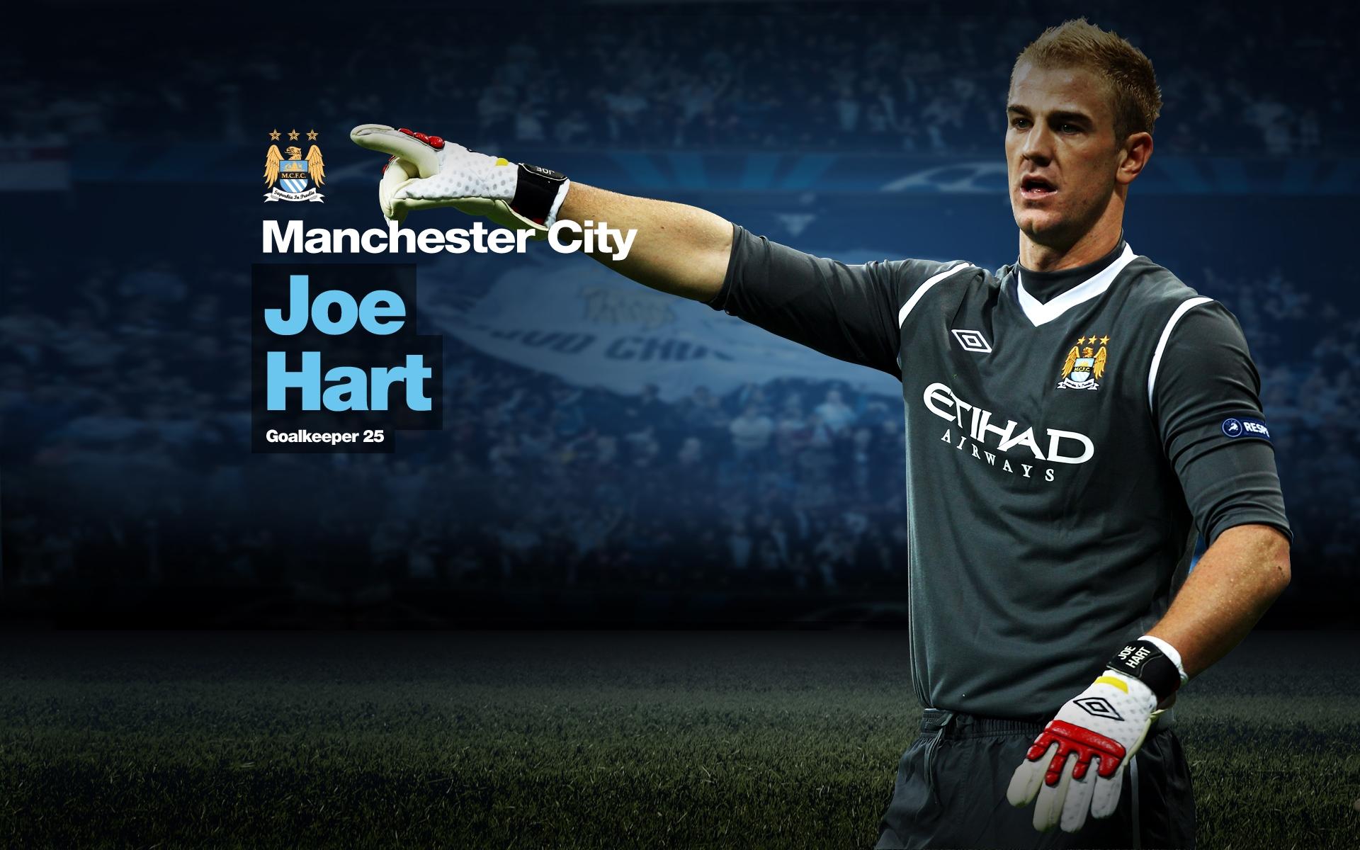 Joe Hart Manchester City Wallpaper 2015 11541 Wallpaper Cool 1920x1200