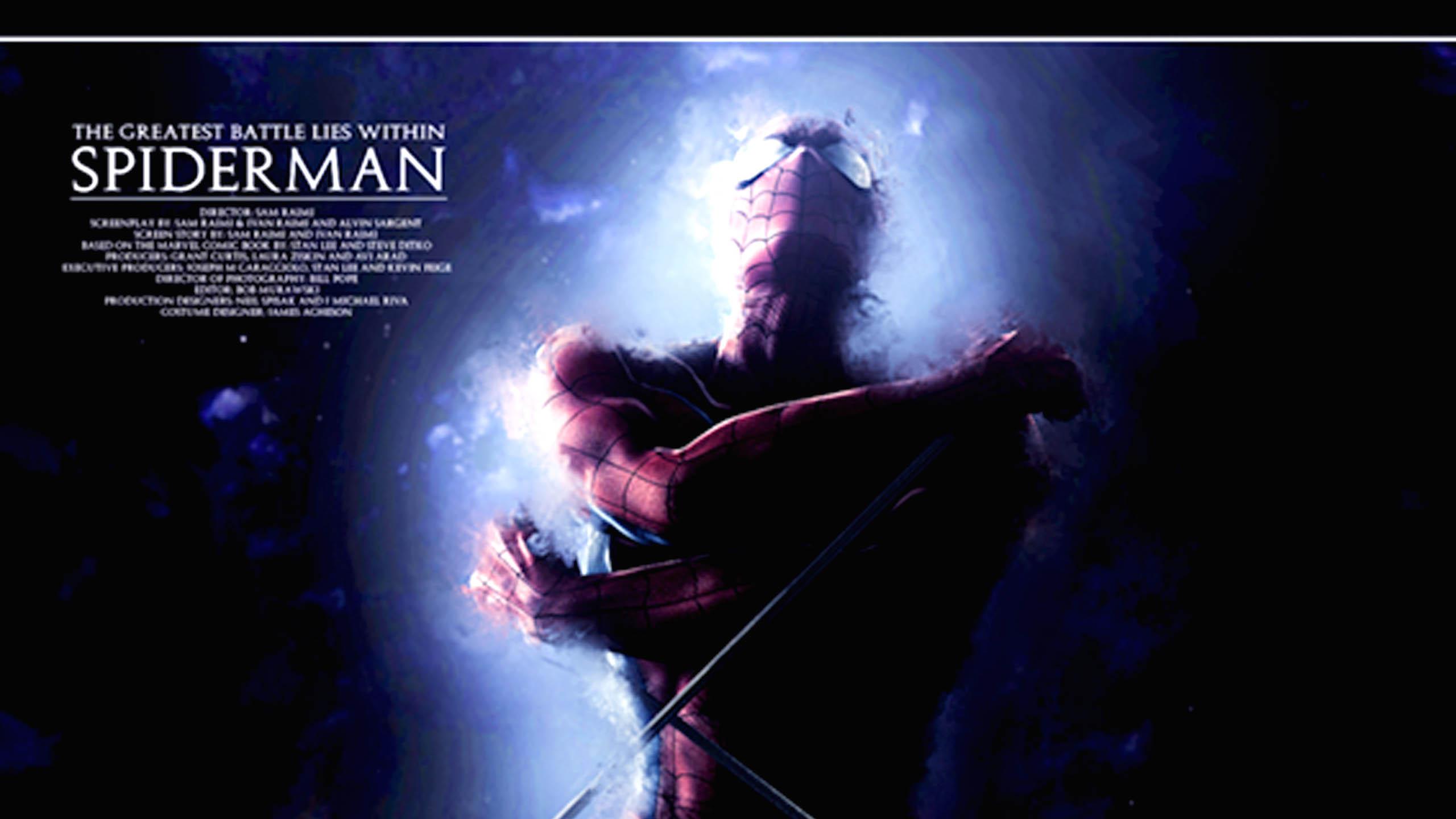 ultimate spiderman venom   1080 HD Wallpaper 2560x1440