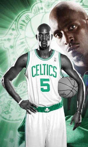 Kevin Garnett Live Wallpaper App for Android by Superstars 307x512