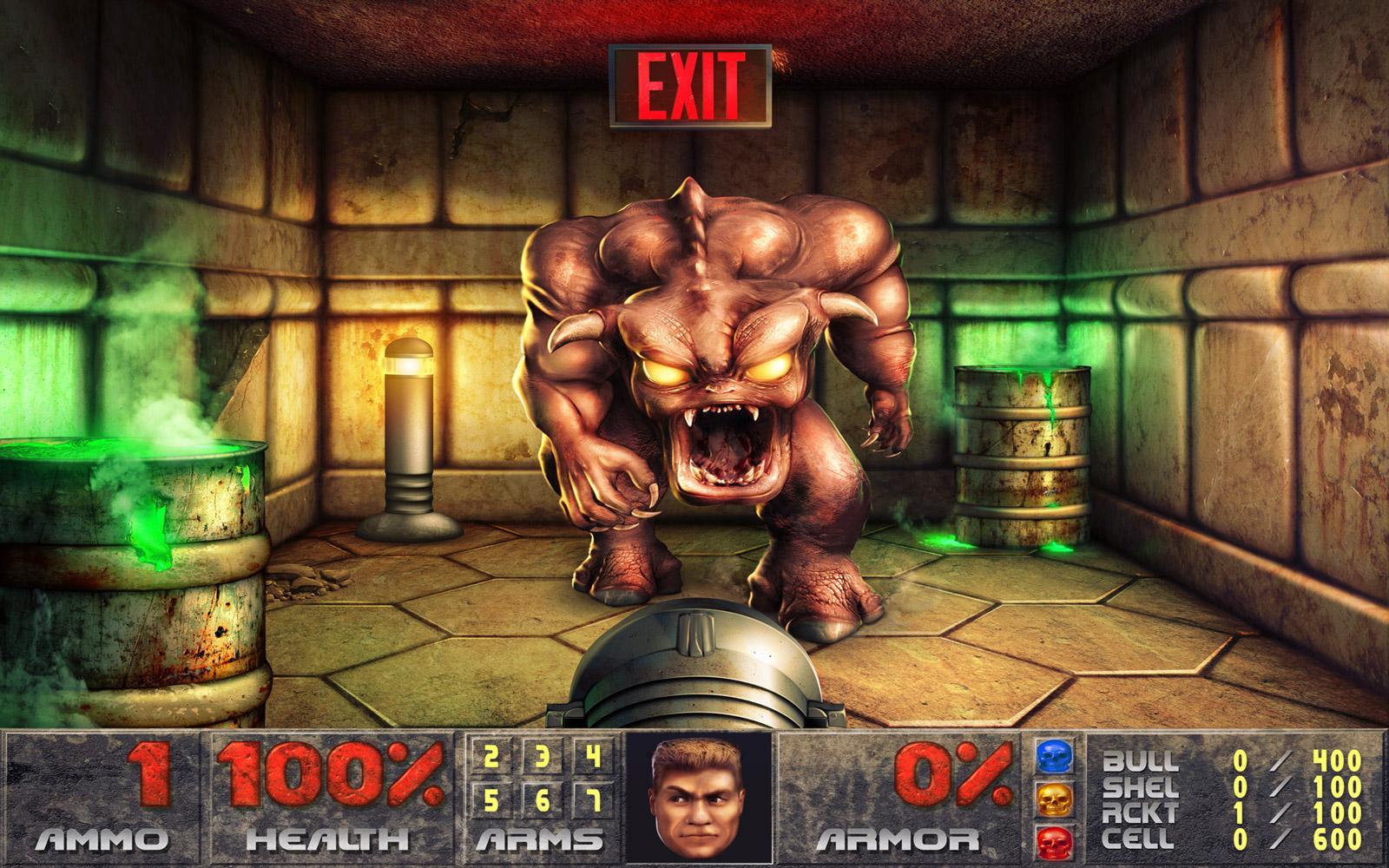 Doom Wallpaper in 1600x900 1600x1000