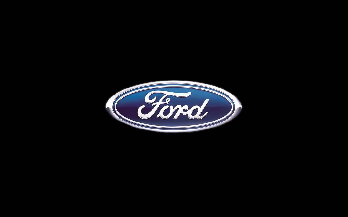 Ford Logo Wallpaper HD 1440x900