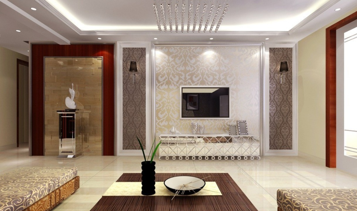 designs for living room 3d designs wallpaper for living room 1217x722