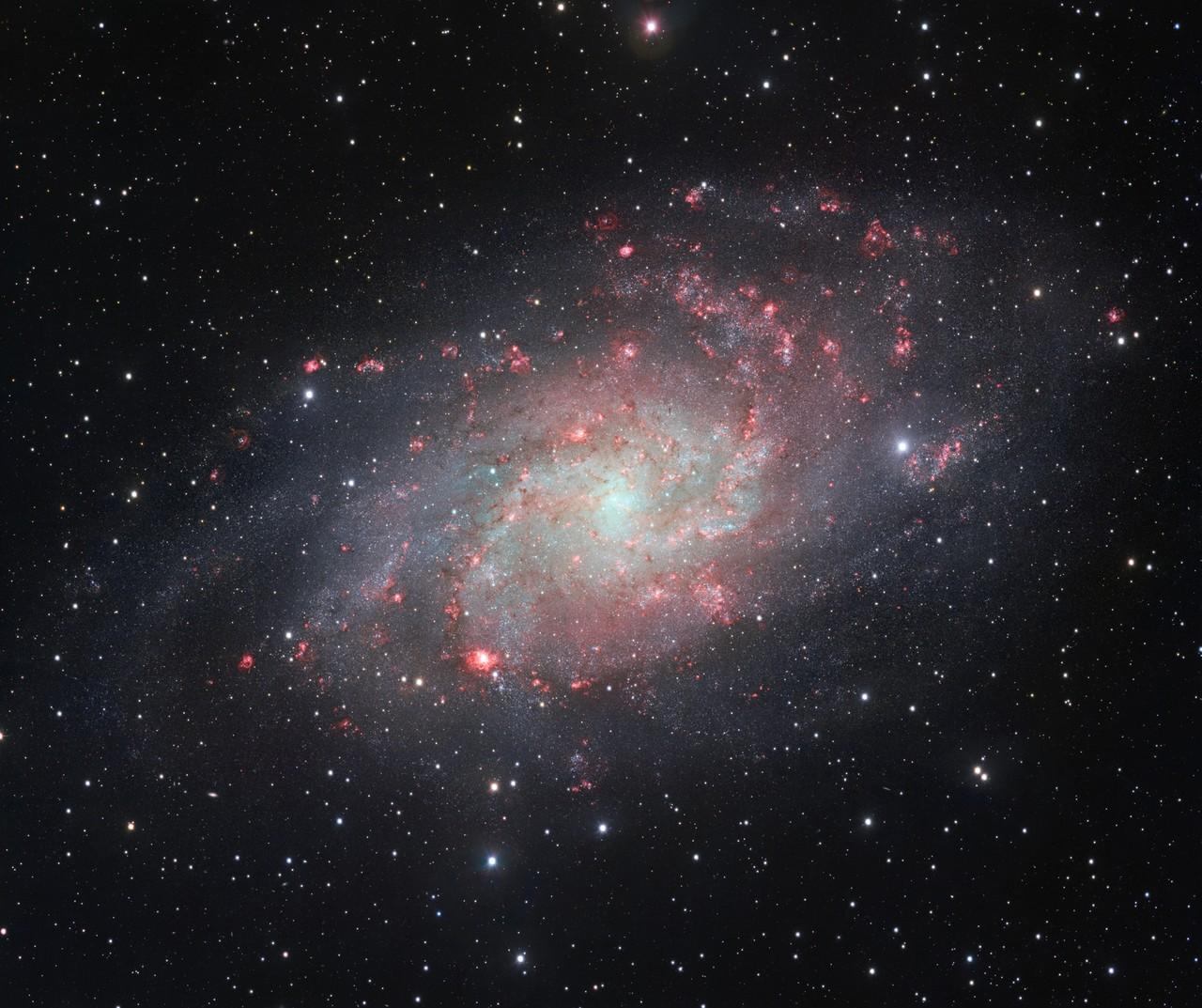 Leven wij op een eiland universum Space Scoop UNAWE 1280x1073