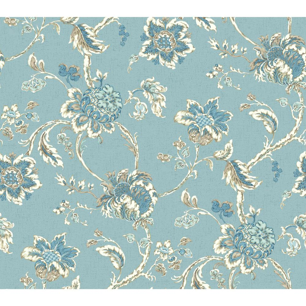 York Wallcoverings Waverly Classics II Arbor Imagery Removable 1000x1000