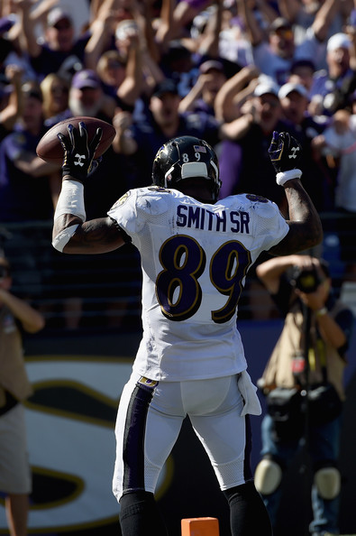 Steve Smith in Cincinnati Bengals v Baltimore Ravens   Zimbio 395x594