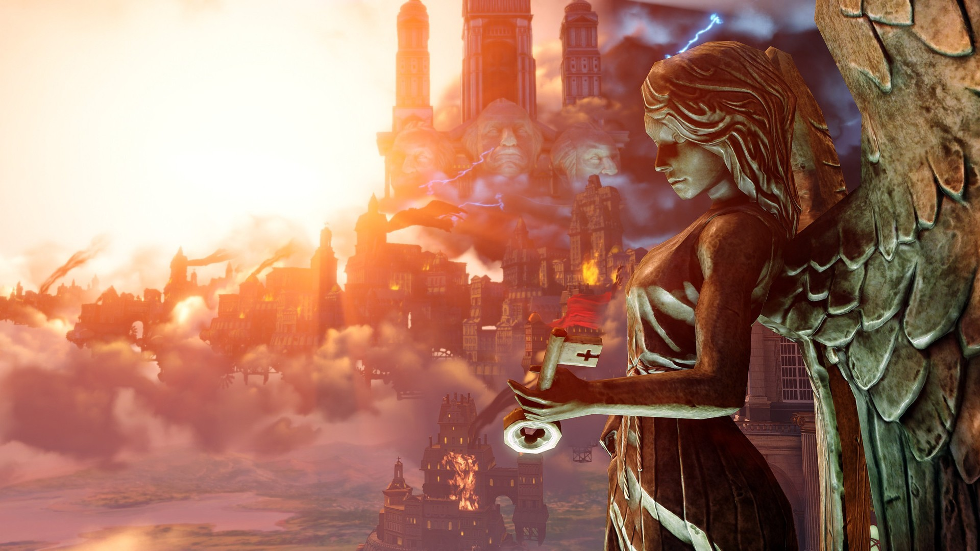 Bioshock Infinite HD Wallpaper 10   1920 X 1080 stmednet 1920x1080