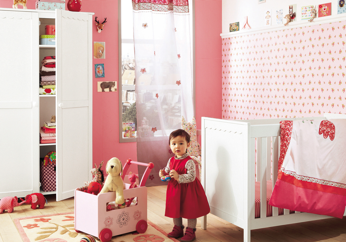 Baby Girl Wallpaper Nursery 13761 Wallpapers Baby HD Wallpaper 1200x839