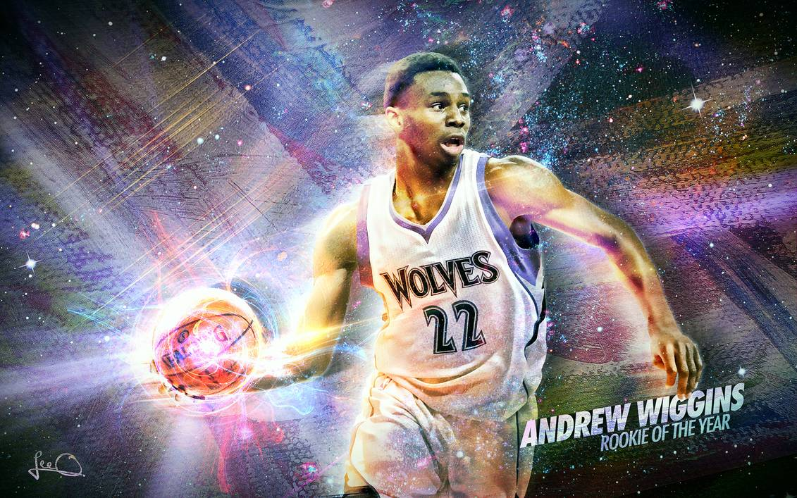 download Andrew Wiggins Wallpaper by skythlee [1131x707] for 1131x707