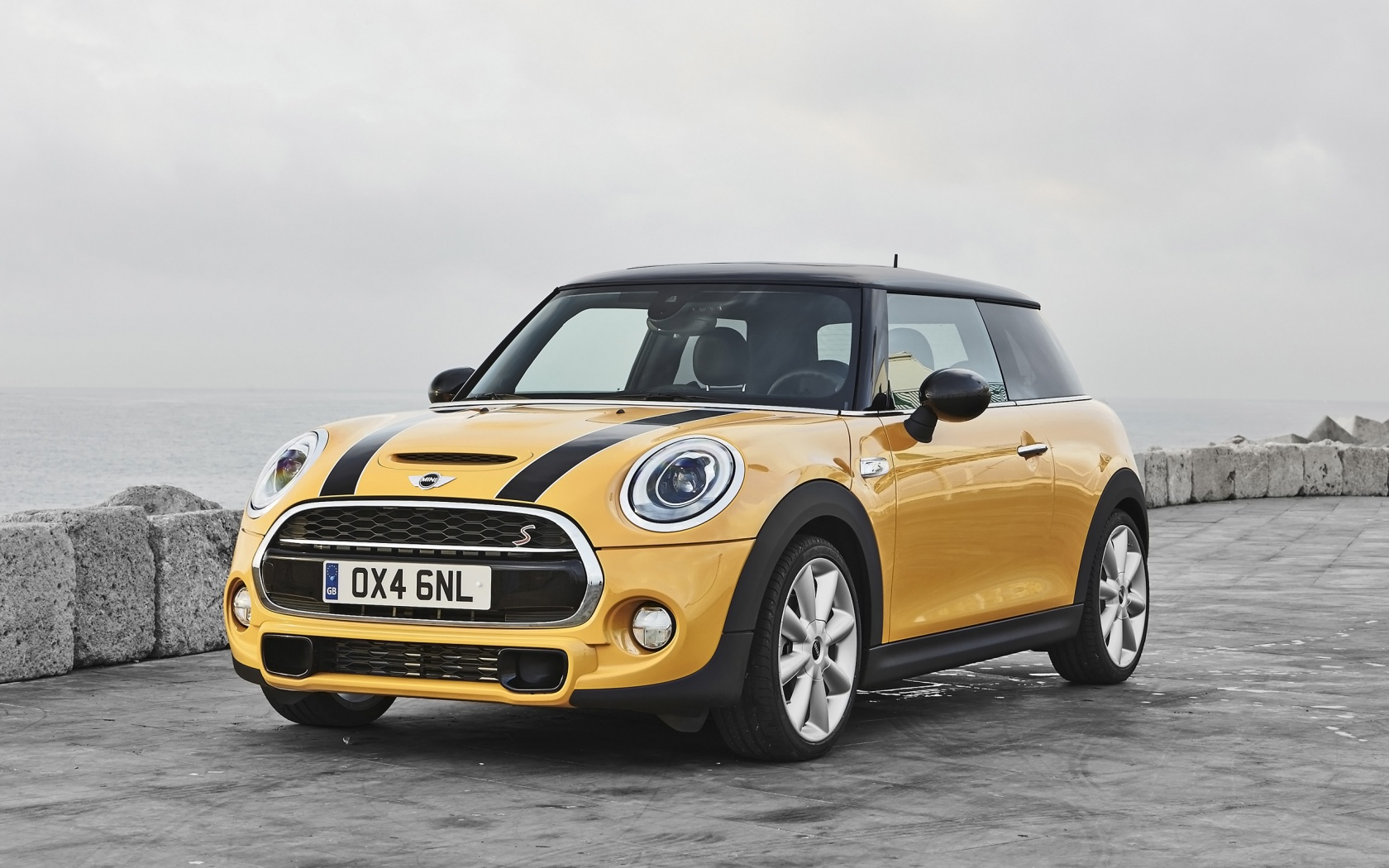 2014 Mini Cooper Hardtop S Wallpaper HD Car Wallpapers 1680x1050