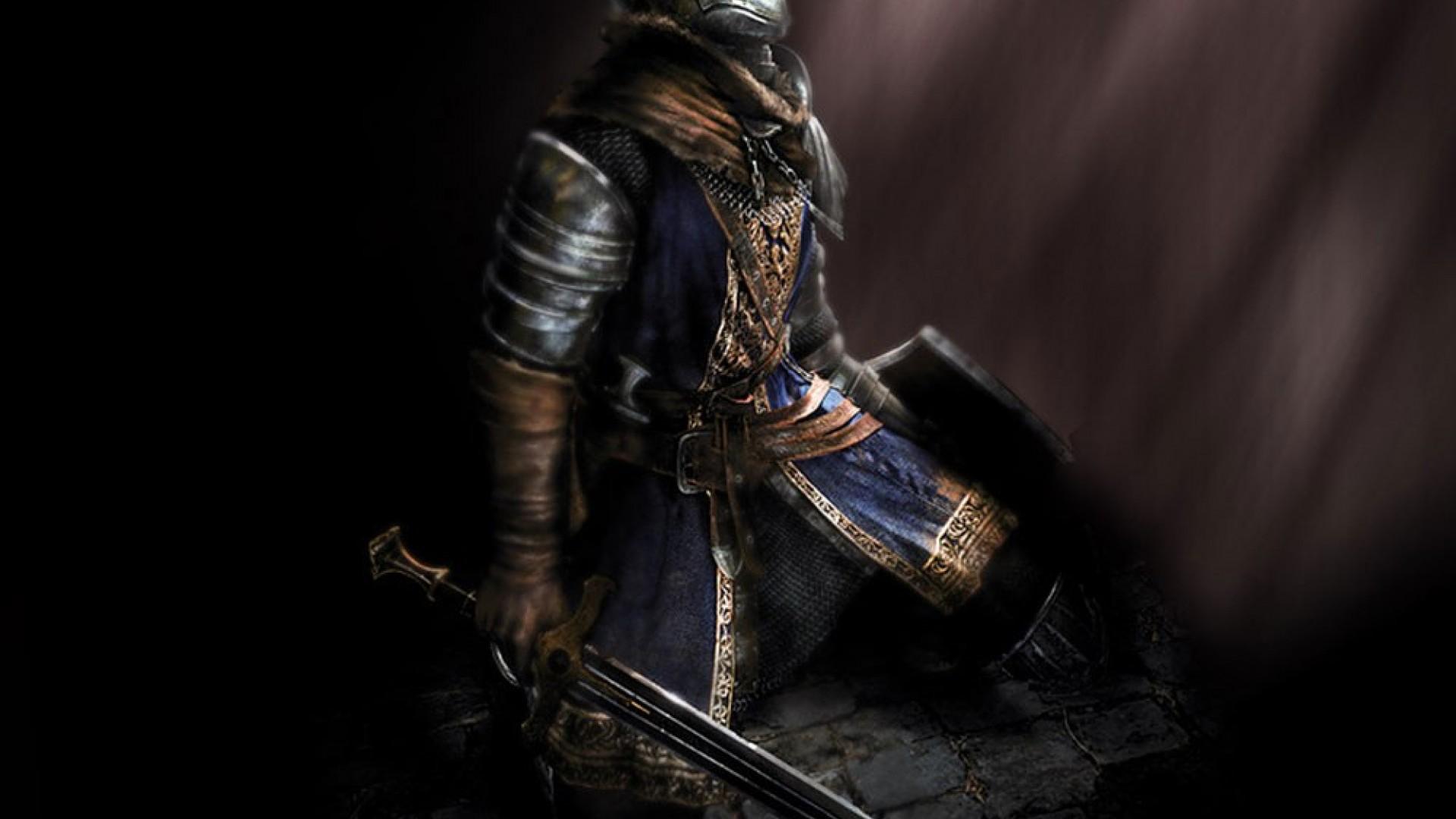 Dark Souls Ii Out Stunning Wallpapers High Quality: Dark Souls Black Knight Wallpaper
