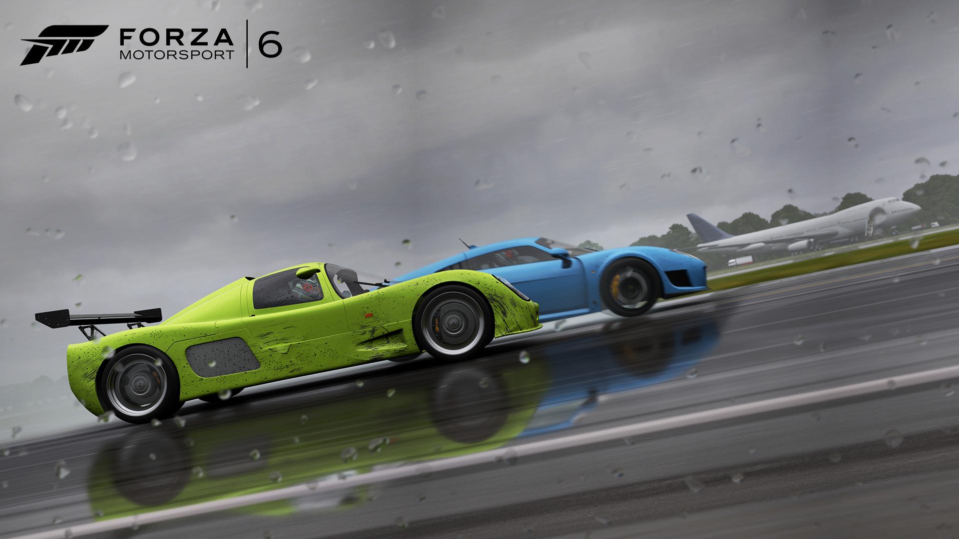 Videospel   Forza Motorsport 6 Wallpaper 1920x1080