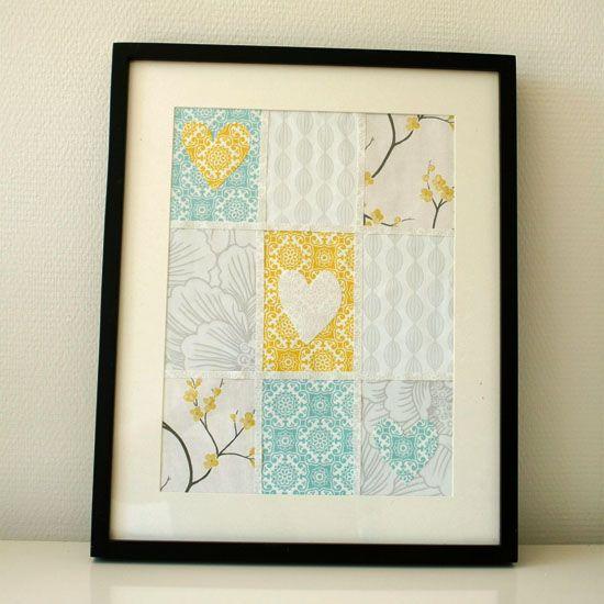 DIY Wallpaper sample artwork DIY Wallpaper Samples Crafts Luv 550x550