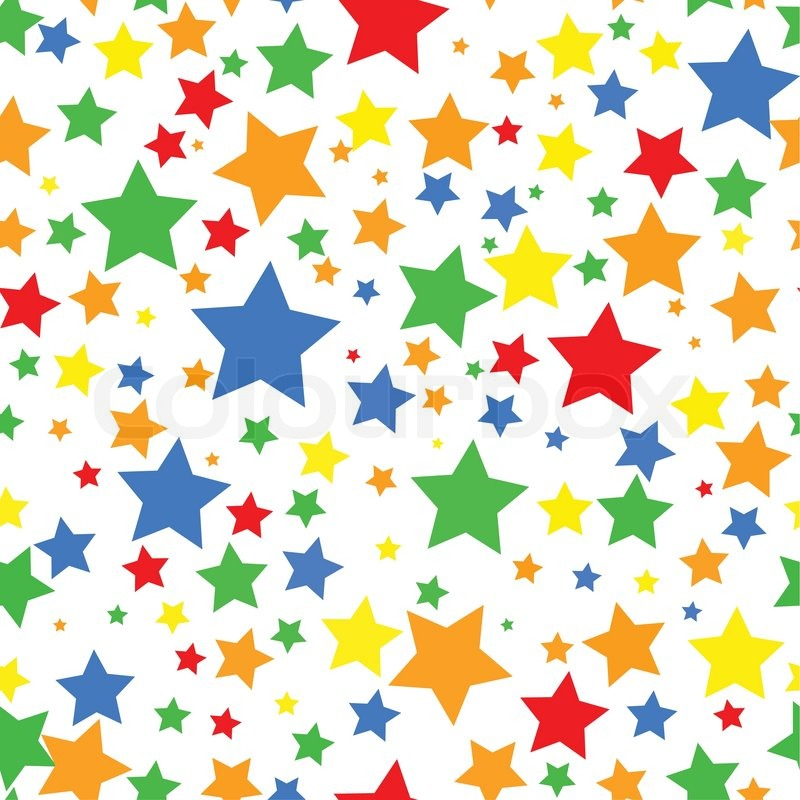 Colorful Star Wallpaper - WallpaperSafari