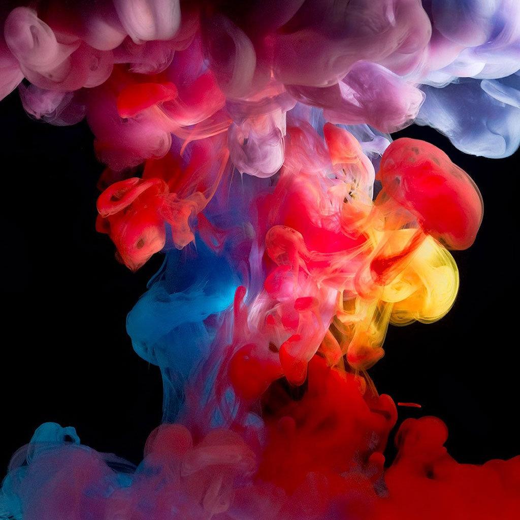 Magic Smoke Fx Wallpapers Amazing Colorful Virtual Art 1024x1024