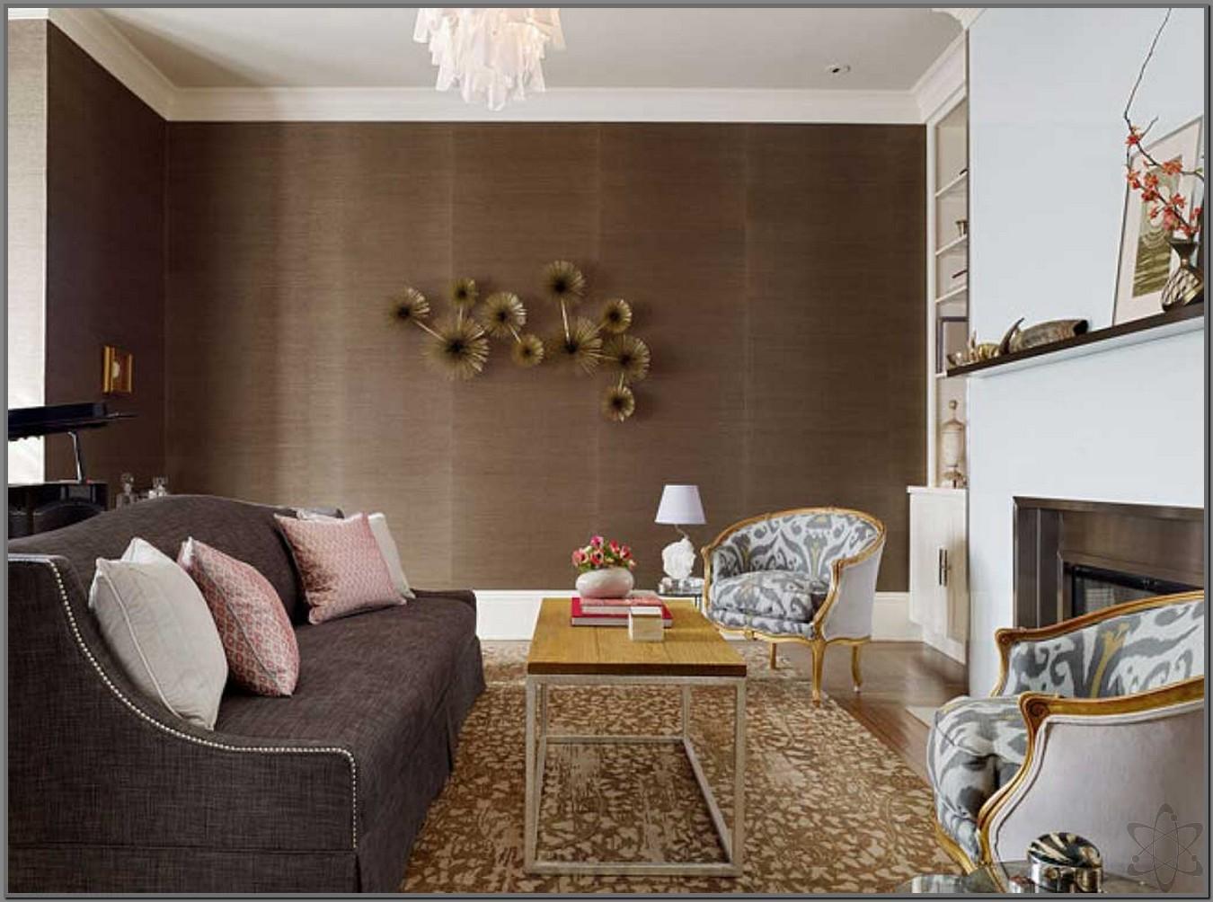 1350x1004px Motif Wallpaper Ruang Tamu Wallpapersafari
