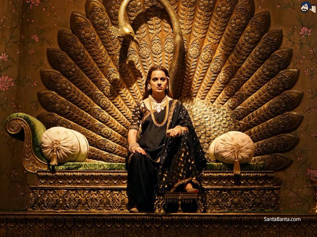 Manikarnika The Queen of Jhansi Movie Wallpaper 8 1024x768