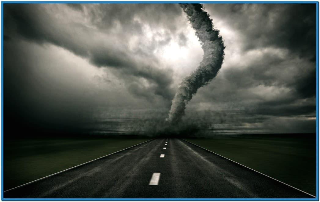 Animated screensaver tornado   Download 1047x663