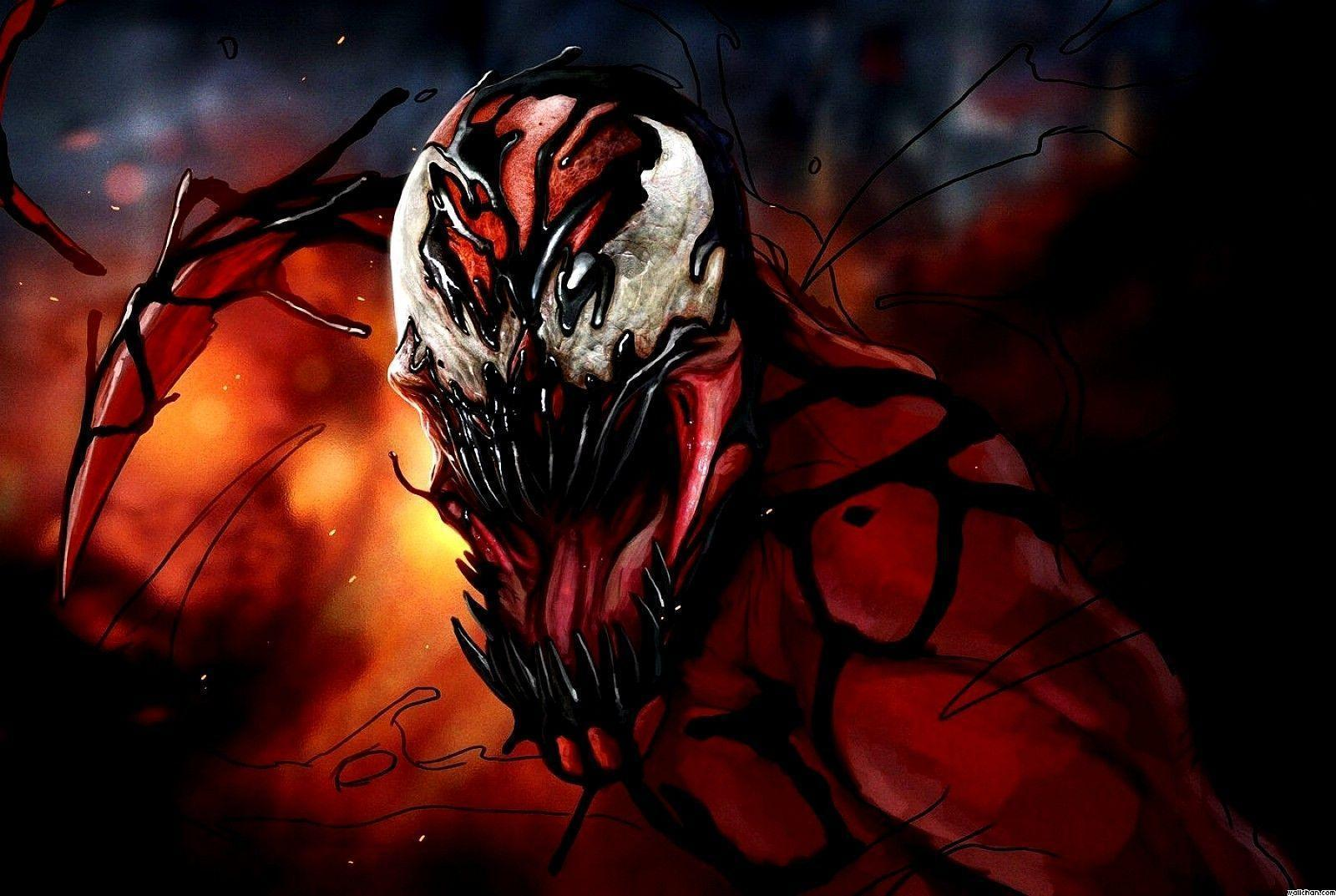 Carnage Wallpapers 1600x1073