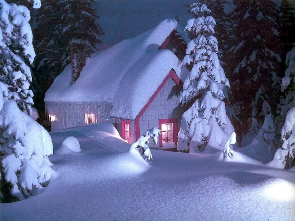 for HD Snowfall Wallpaper Snow fall wallpaper wallpaper snow fall 1024x768