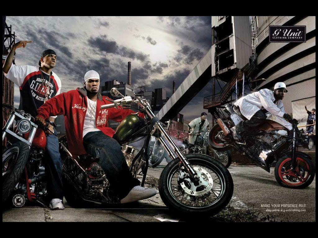 G Unit Wallpapers 1024x768