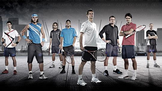 Barclays ATP Tennis World Tour Finals 2012 540x304