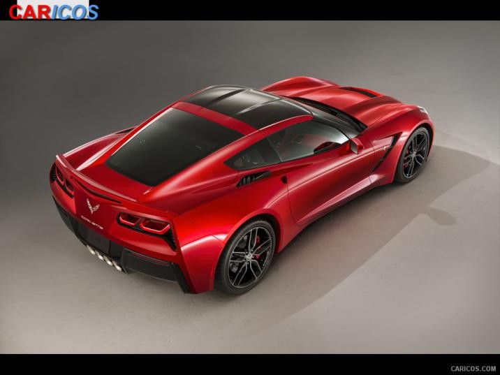 2014 Chevrolet Corvette Stingray   Rear HD Wallpaper 10 1920x1080 716x537