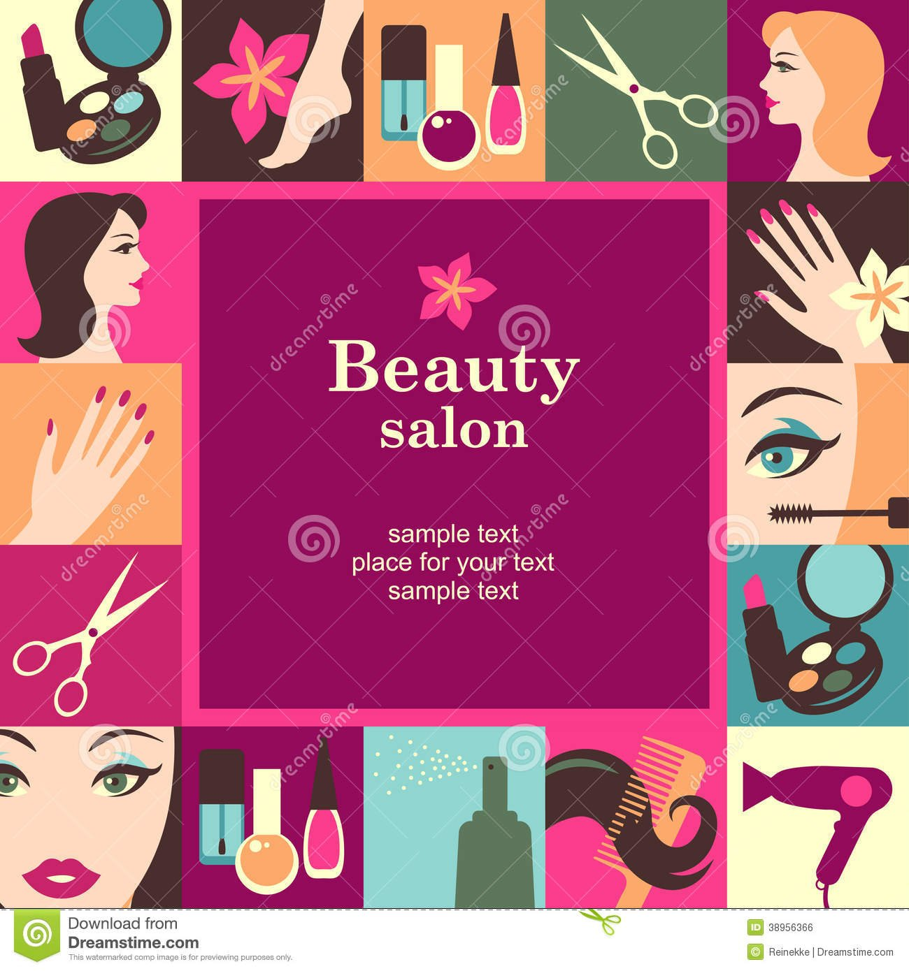 beauty salon wallpaper backgrounds - photo #23