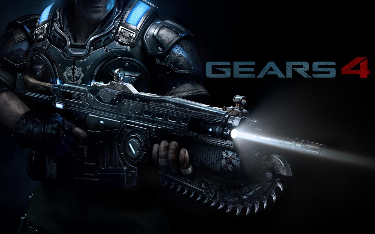Gears of War 4 Wallpapers HD Wallpapers 1280x800