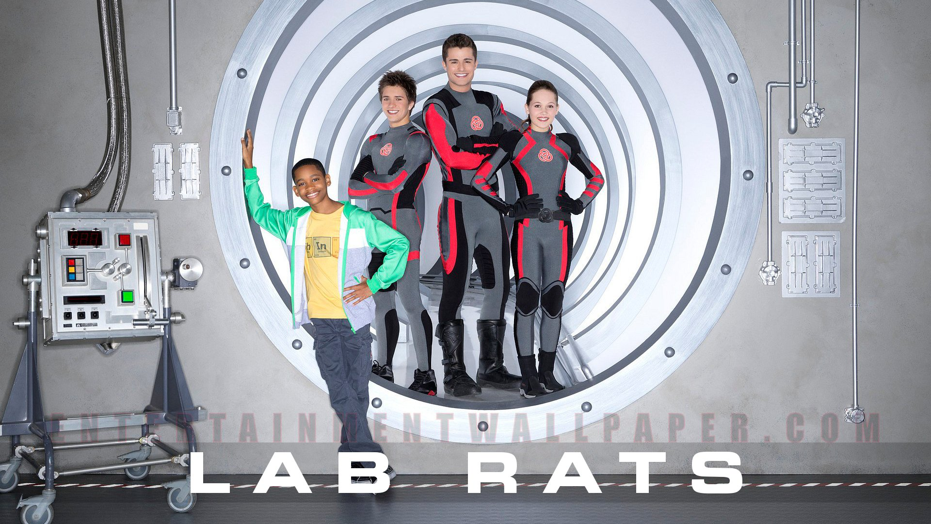 Lab Rats   Disney XDs Lab Rats Wallpaper 37975393 1920x1080