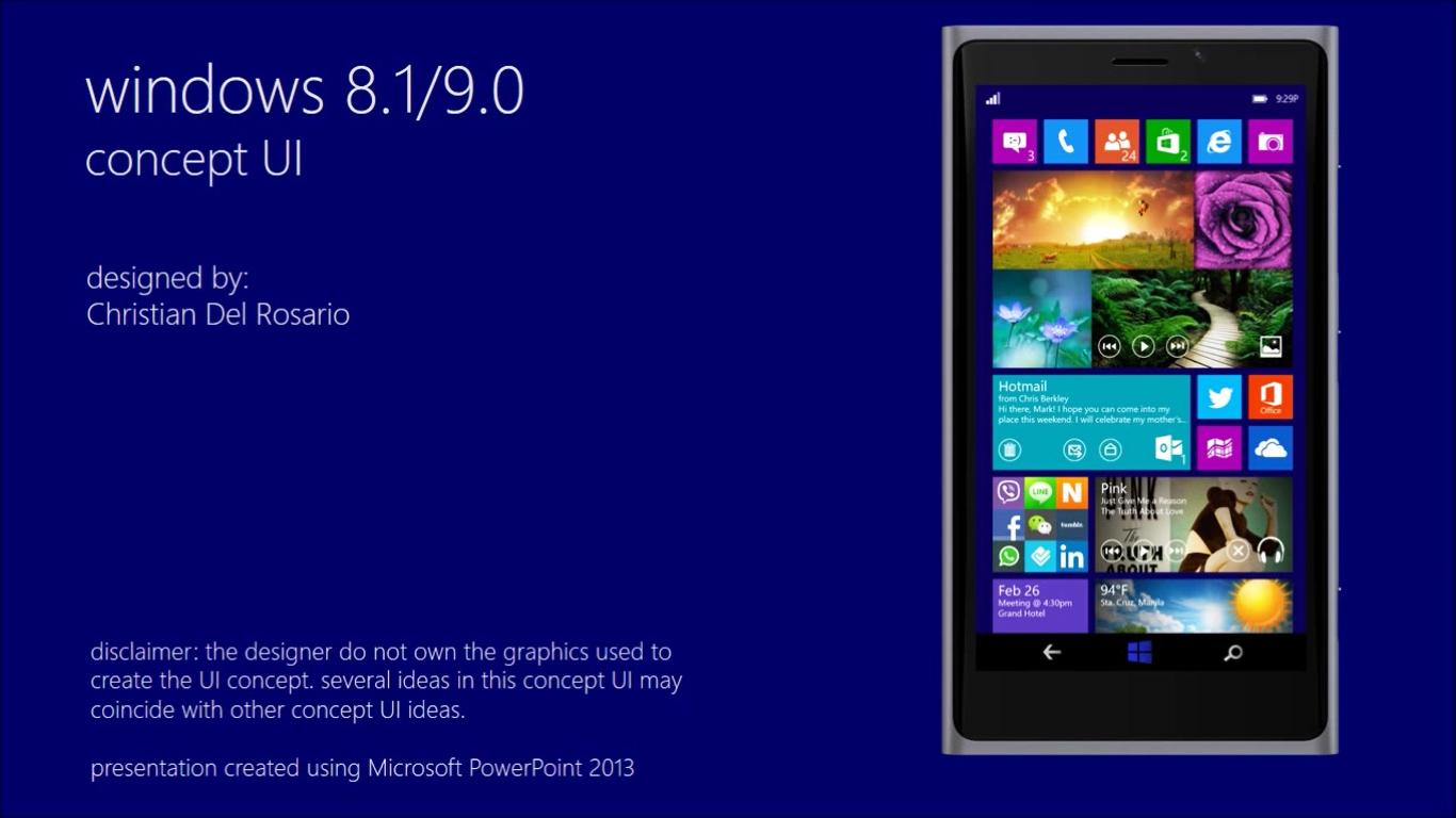 Site ul de dating pentru Windows Phone