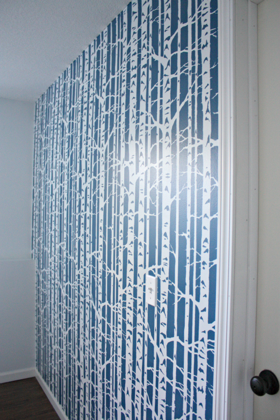 Birch Tree Wallpaper For Walls Just do the wallpaper 550x825