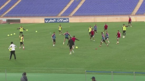 Morocco Local Stars Eager to Prove Their Worth Football 550x309